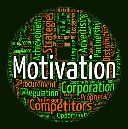 act: Motivation Word Meaning Do It Now And Act Now