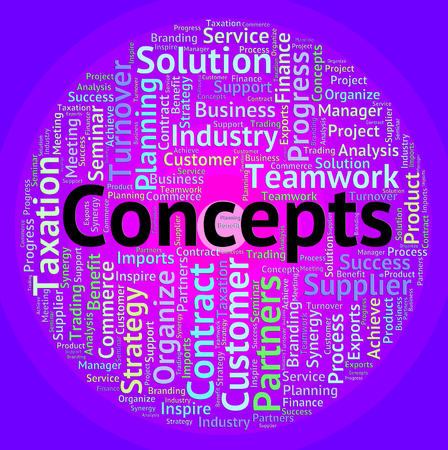 hypothesis: Concepts Word Indicating Abstraction Think And Theory