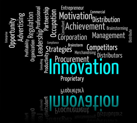 innovation word: Innovation Word Meaning New Idea And Innovates