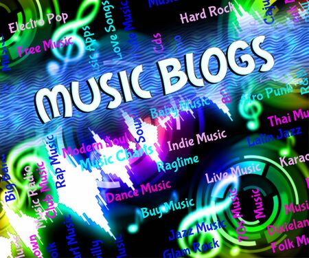 harmonies: Music Blogs Meaning Melody Tune And Songs