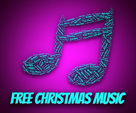 freebie: Free Christmas Music Indicating Sound Tracks And Freebie