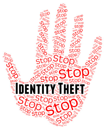 robbing: Stop Identity Theft Meaning Hold Up And Prevent