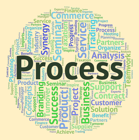 method: Process Word Representing Method Processing And Text