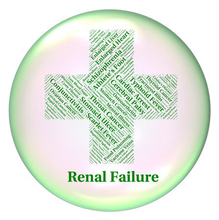 malady: Renal Failure Representing Chronic Kidney Disease And Chronic Kidney Disease