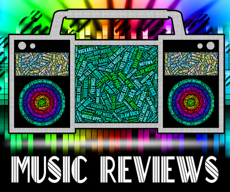 reviews: Music Reviews Showing Sound Tracks And Evaluation