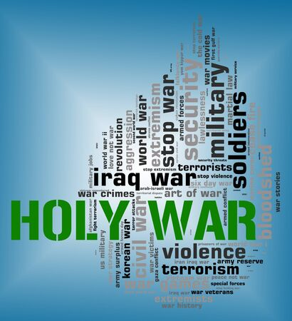 hallowed: Holy War Meaning Military Action And Sanctified