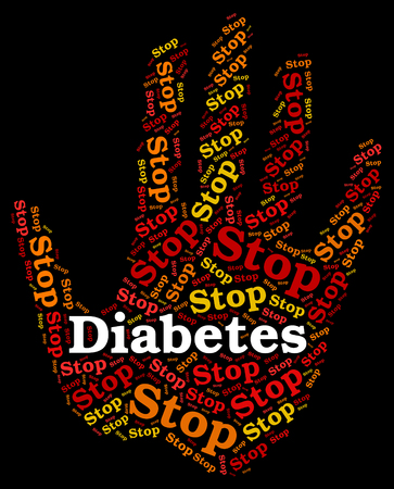 hyperglycemia: Stop Diabetes Representing Warning Sign And Prevent