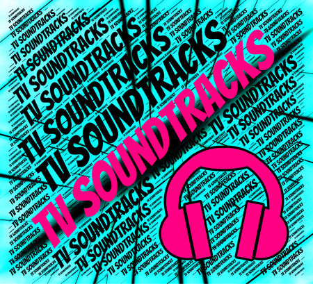 recorded: Tv Soundtracks Indicating Recorded Music And Accompanying