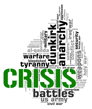 adversity: Crisis Word Meaning Hard Times And Adversity