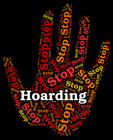 Stop Hoarding Representing Stow Away And Prevent