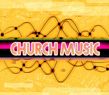 place of worship: Church Music Showing Place Of Worship And Place Of Worship