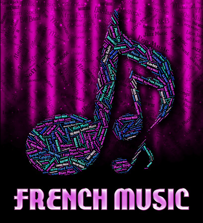 tune: French Music Meaning Sound Track And Tune