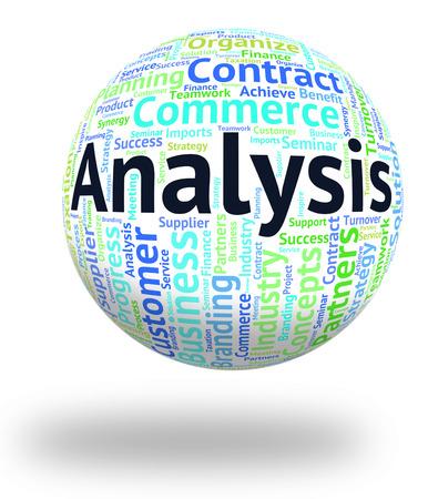 investigates: Analysis Word Indicating Data Analytics And Words