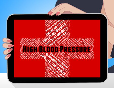 High Blood Pressure Meaning Poor Health And Hypertension