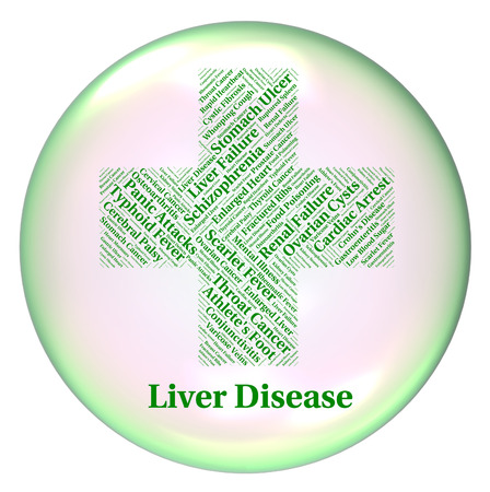 malady: Liver Disease Meaning Ill Health And Malady