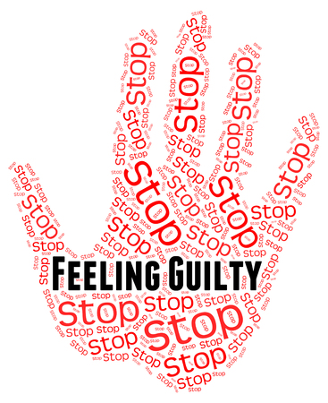 condemnation: Stop Feeling Guilty Representing Self Accusation And Control