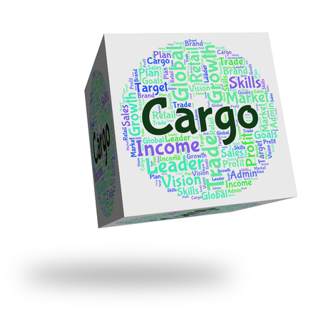 payload: Cargo Word Indicating Consignments Goods And Load