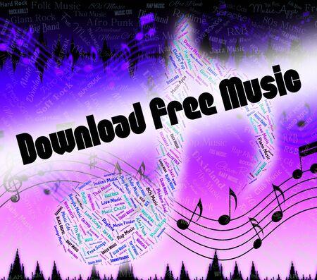 freebie: Download Free Music Indicating Sound Tracks And Freebie