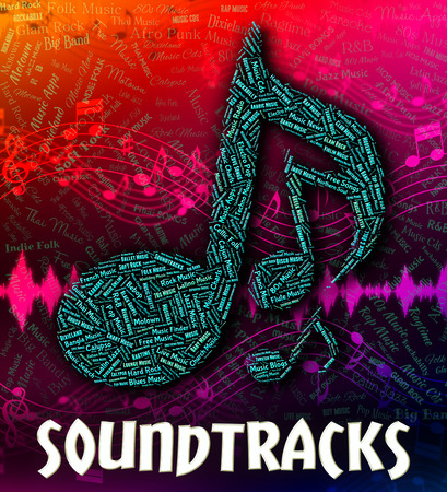motion picture: Soundtracks Music Representing Motion Picture And Tunes