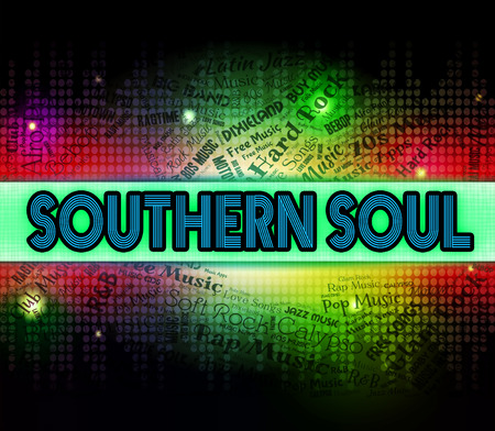 gospel: Southern Soul Meaning American Gospel Music And American Gospel Music