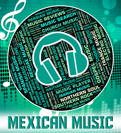 soundtrack: Mexican Music Representing Sound Track And Harmony