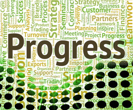 headway: Progress Word Meaning Advance Betterment And Growth