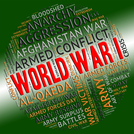 alliance: World War I Representing Military Action And Wwi