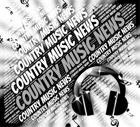 tunes: Country Music News Indicating Sound Tracks And Tunes