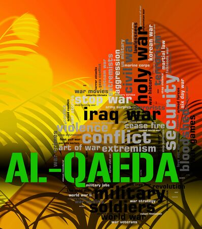 guerrilla: Al-Qaeda Word Meaning Freedom Fighters And Desperado