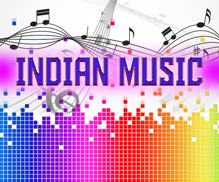 harmonies: Indian Music Meaning Sound Track And Indians