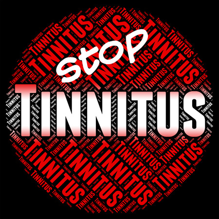 pitched: Stop Tinnitus Showing Prohibit Ear And No