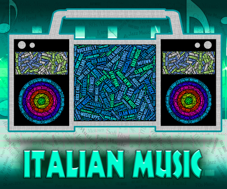 tune: Italian Music Meaning Sound Tracks And Tune