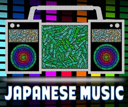 nippon: Japanese Music Meaning Sound Tracks And Nippon