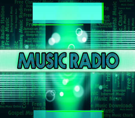 soundtrack: Music Radio Meaning Sound Tracks And Song