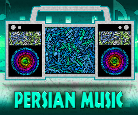 soundtrack: Persian Music Meaning Sound Track And Harmony