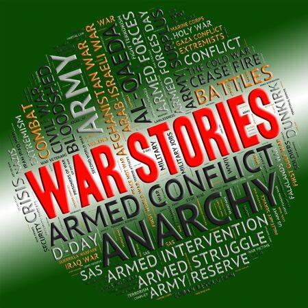 battles: War Stories Showing Words Battles And Battle