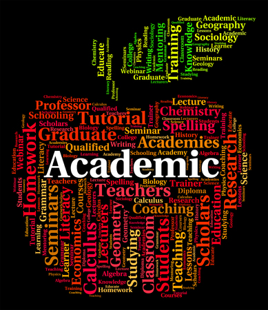 Academic Word Representing Military Academy And Academies