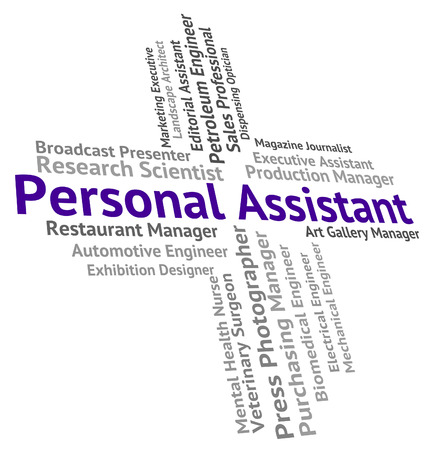 individually: Personal Assistant Meaning Occupation Individually And Job