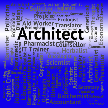 instigator: Architect Job Showing Building Consultant And Jobs