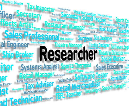 examine: Researcher Job Meaning Gathering Data And Examine