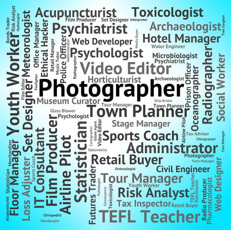 Photographer Job Representing Paparazzi Jobs And Documentarian