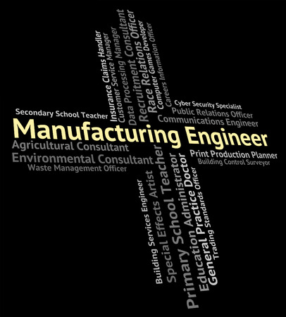 Manufacturing Engineer Meaning Career Mechanics And Export