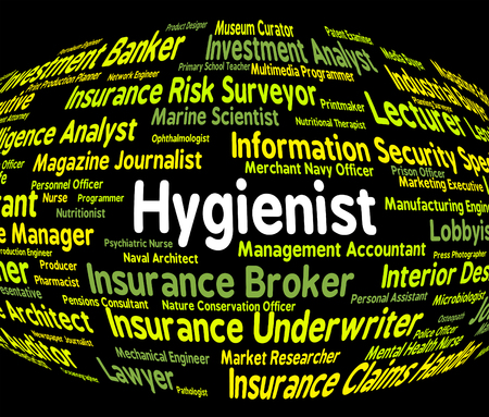 public health: Hygienist Job Showing Public Health And Experts