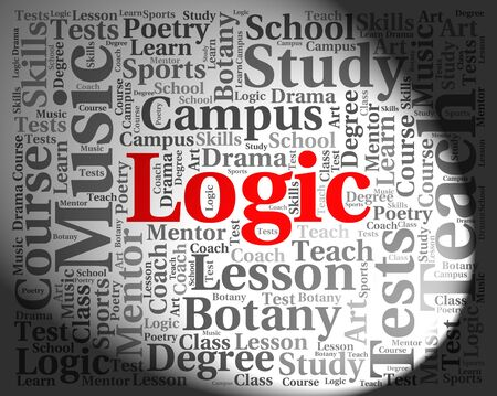 common sense: Logic Word Representing Common Sense And Words