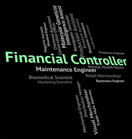 financial controller: Financial Controller Meaning Manager Trading And Head