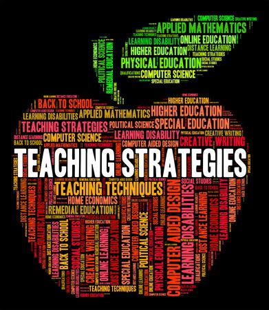 tutor: Estrategias de enseñanza Significado estrategia de negocio y Tutor