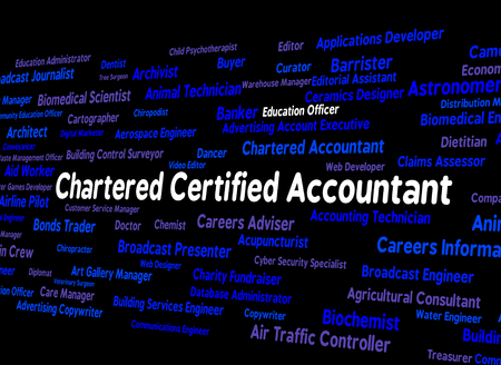 attest: Chartered Certified Accountant Meaning Balancing The Books And Book Keeper