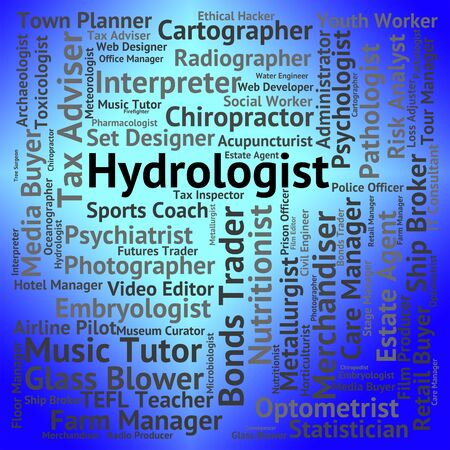 hydraulics: Hydrologist Job Meaning Hydraulics Expert And Words