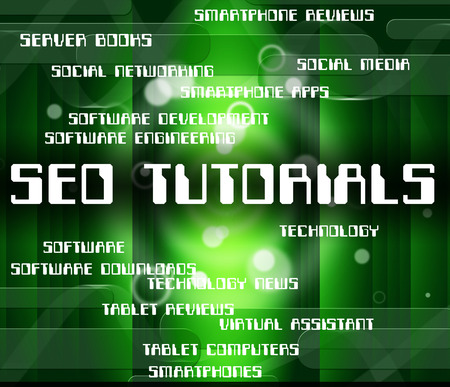 optimized: Seo Tutorials Showing Optimized Search And Study