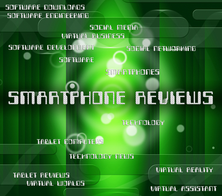 critic: Smartphone Reviews Indicating Reviewed Critic And Assess
